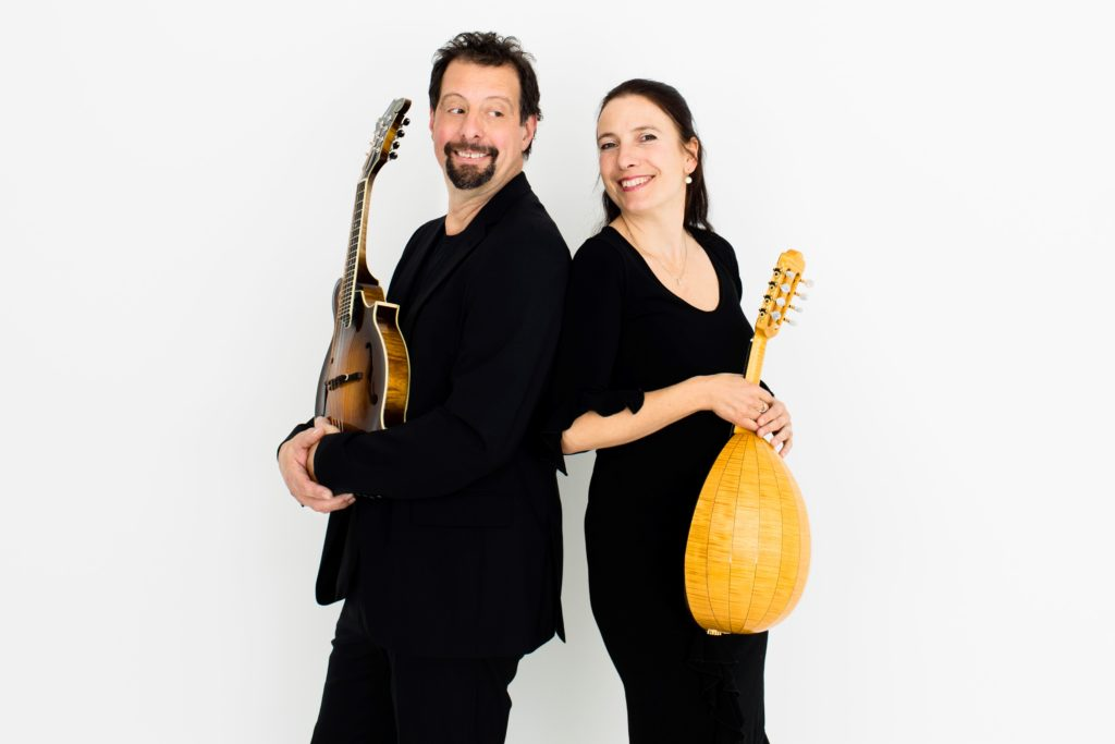 Mike Marshall & Caterina Lichtenberg – Mandolins in Concert