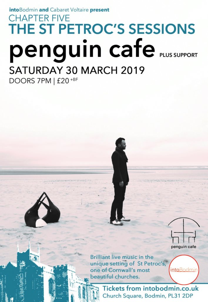 St Petroc's Sessions, Chapter 5: Penguin Café