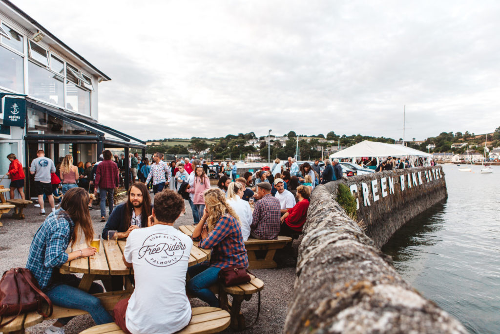 Falmouth Week at The Working Boat