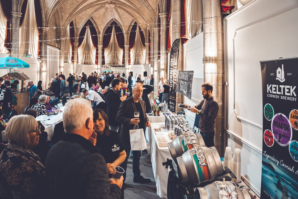 The Cornish Gin & Drinks Festival