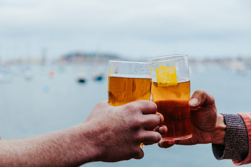 The Working Boat Beer Festival
