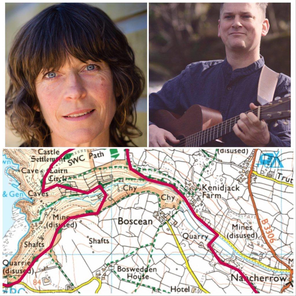 Tin Coast Walking Tours: Men-an-Tol