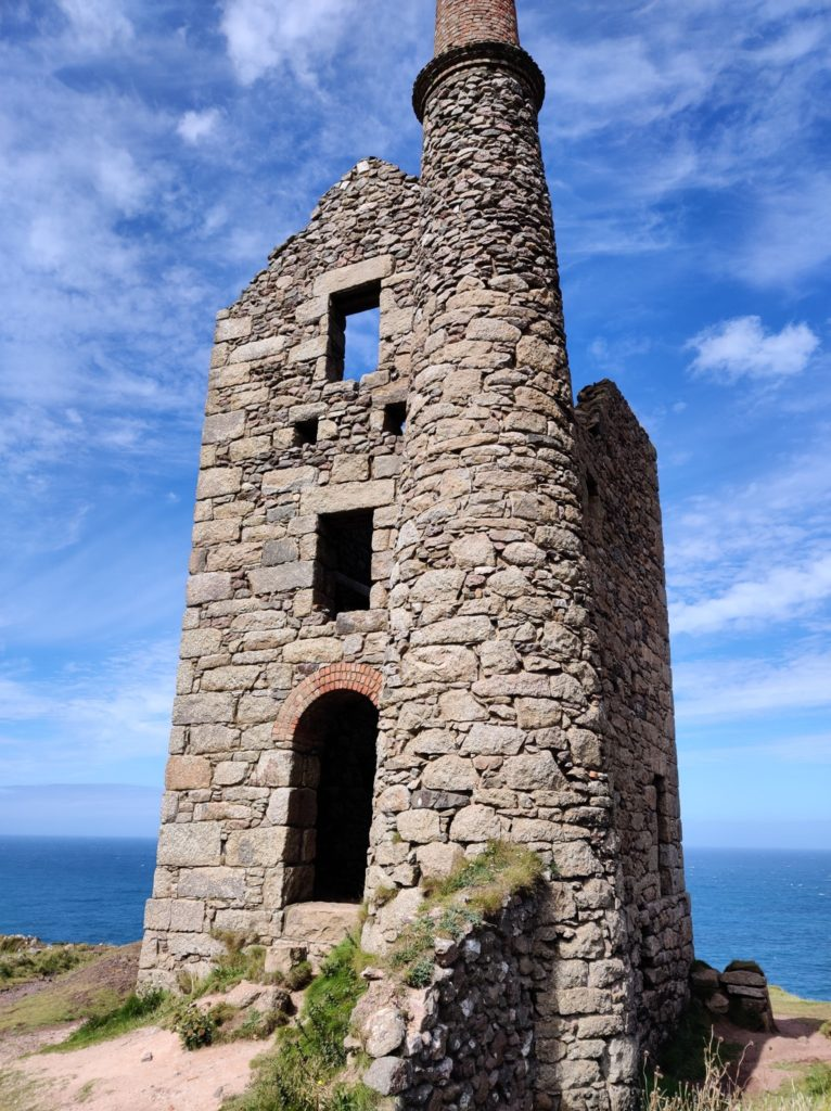 Tin Coast Walking Tours: Botallack Mine