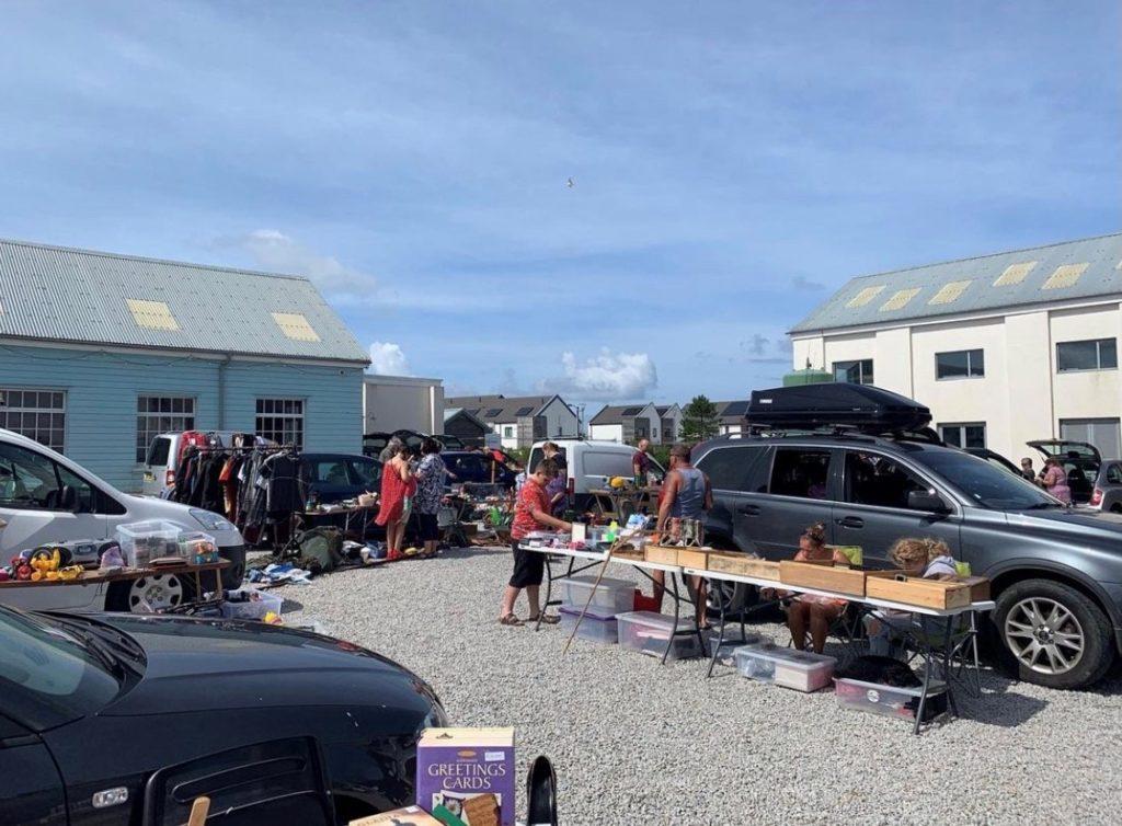 Heartlands Car Boot Sale
