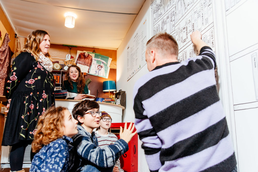 Young Writers Masterclasses