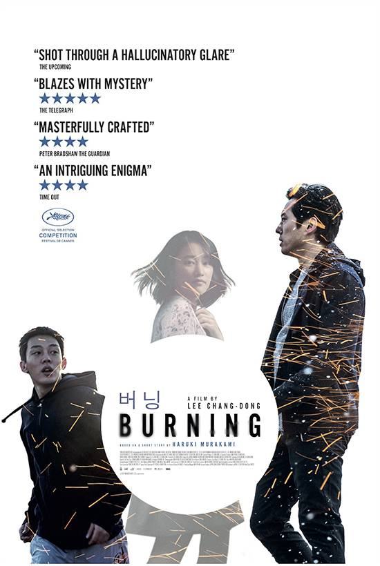 C Fylm presents: Burning (2019) Film Club At Home