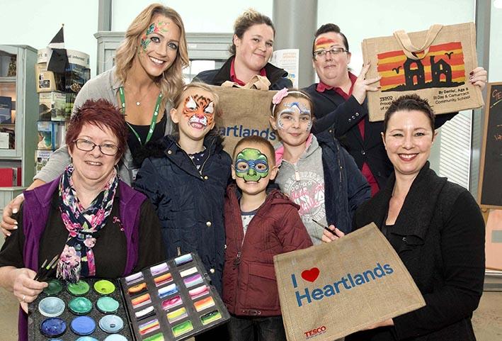 Heartlands Community Day