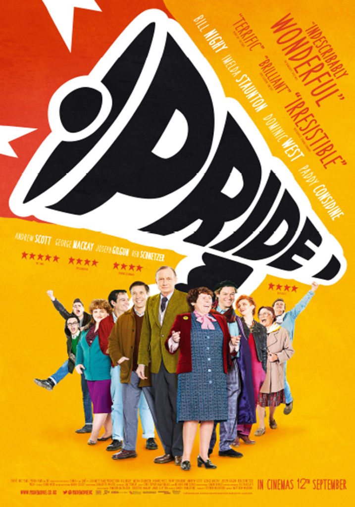 C Fylm presents: Pride (2014) Film Club At Home