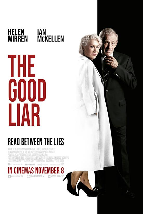The Good Liar - Mawnan Film Club