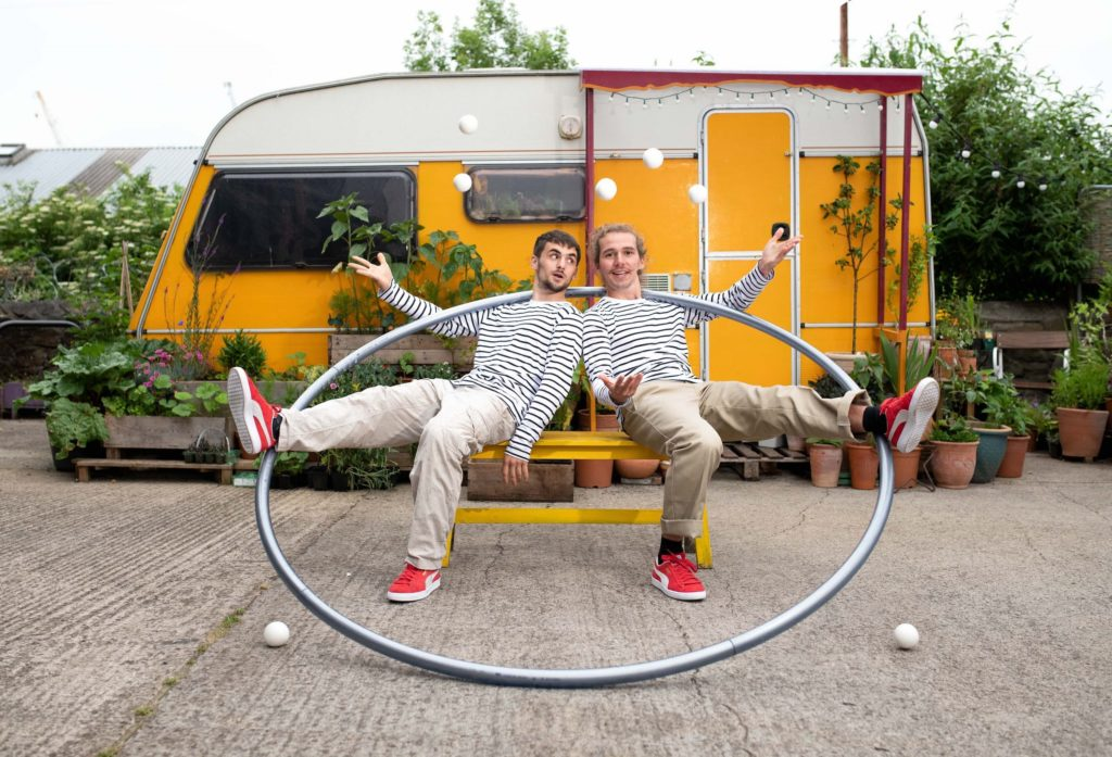 Circus Around and About: Pirate Taxi & Roll Up, Roll Up
