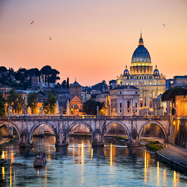The Choral Pilgrimage 2021: The Call of Rome