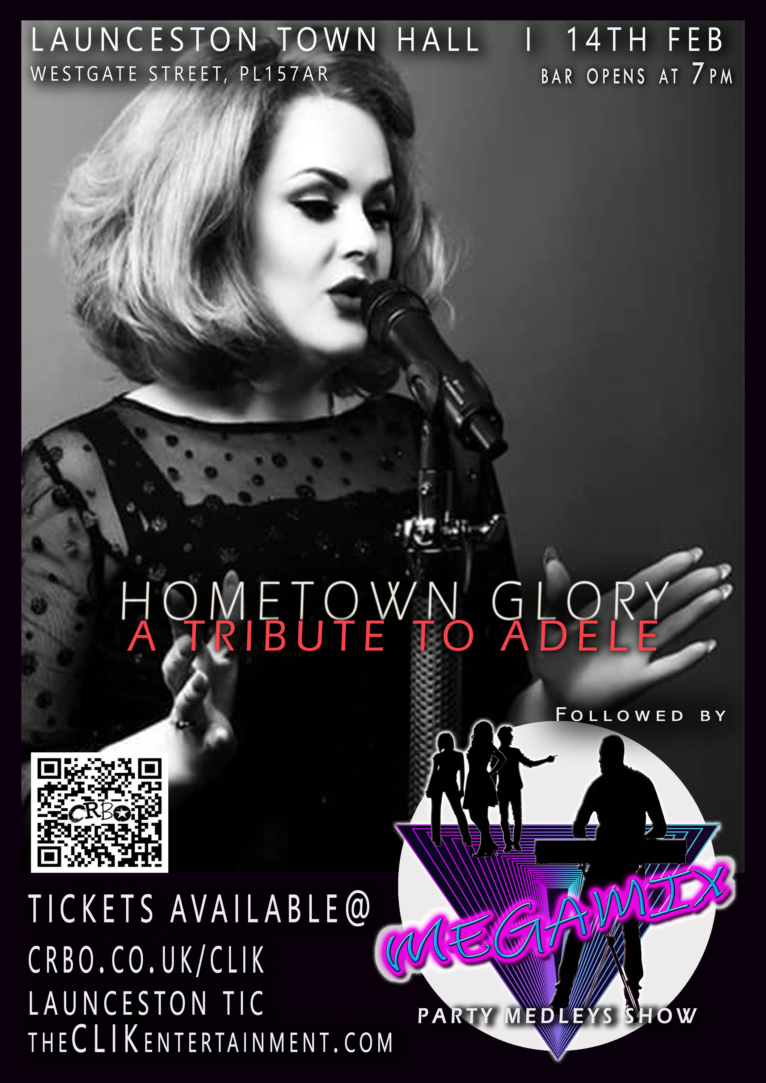 Hometown Glory: UK's #1 Adele tribute